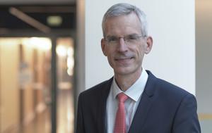 Prof. Dr. Martin E. Kreis, Vorstand Krankenversorgung der Charité. Copyright: Wiebke Peitz/Charité