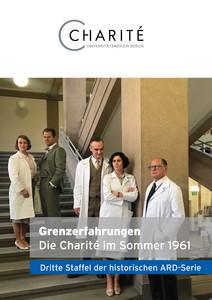 Digitale Charité-Broschüre zur historischen Serie