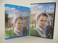 DVD, Blue-ray, Charité-Serie