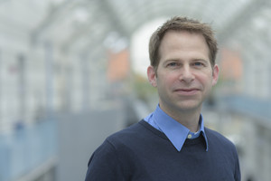 Prof. Dr. Peter Kühnen. Foto: Peitz/ Charité.