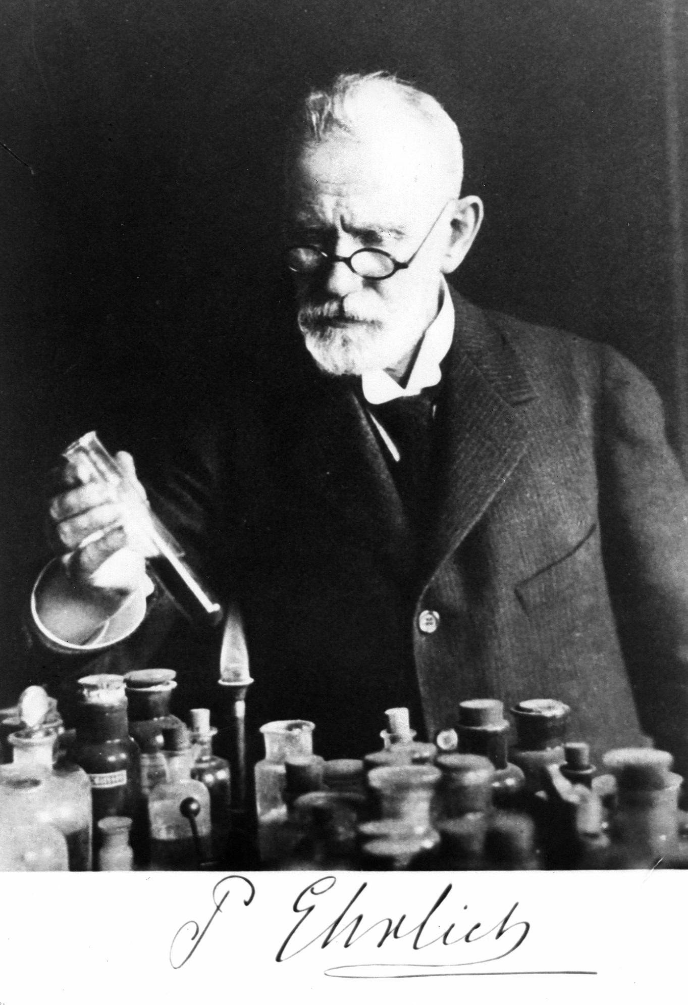 Dr. Ehrlich Charite