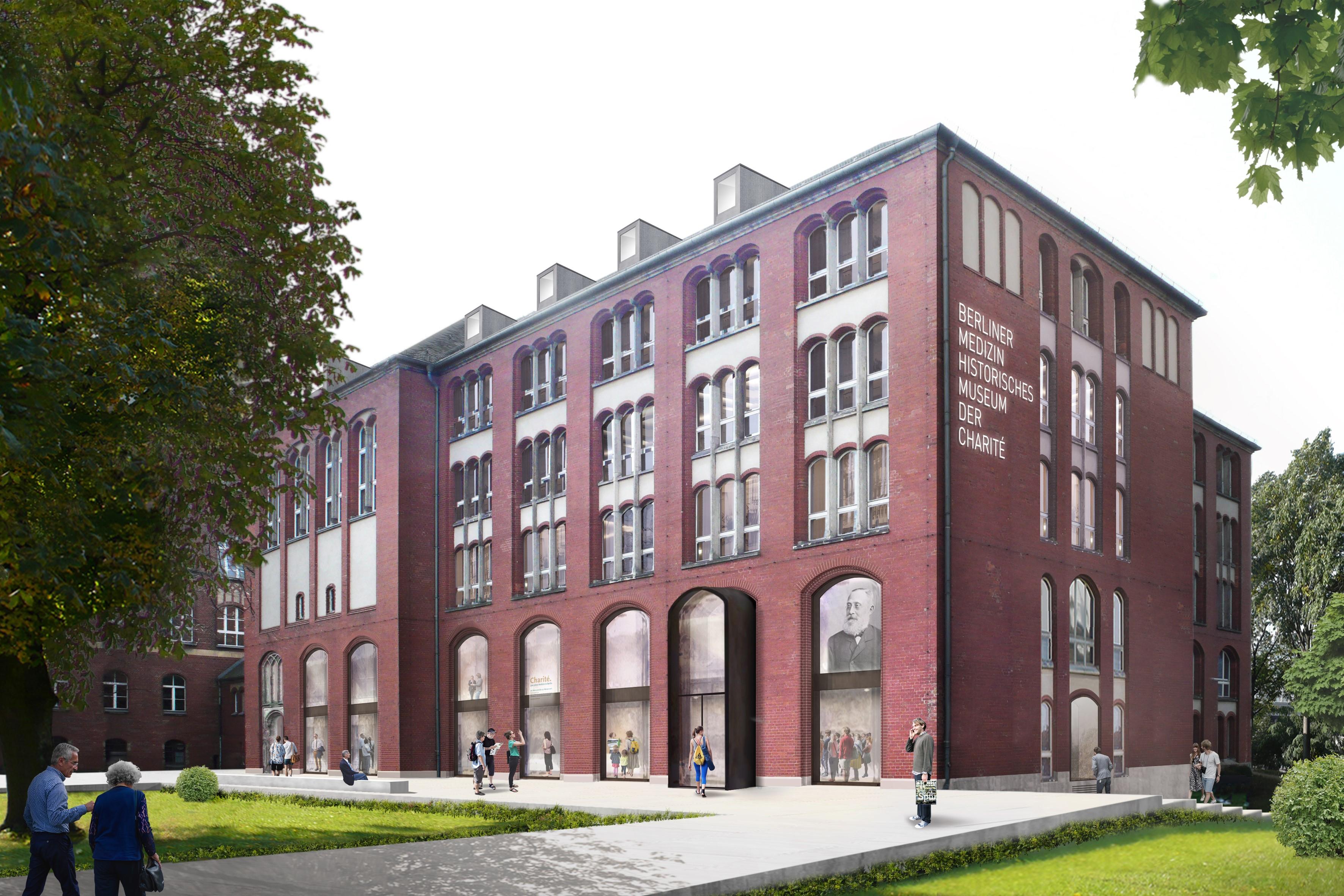 Charite Universitätsmedizin Berlin