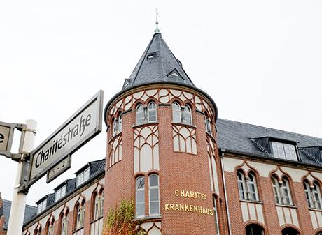 Charité - Universitätsmedizin Berlin: Impressum