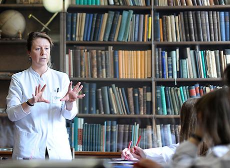 Clinical trials: Charité – Universitätsmedizin Berlin