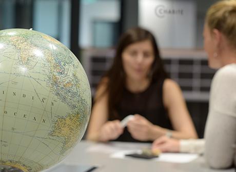 Australien: Charité – Universitätsmedizin Berlin