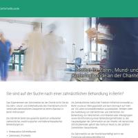 Zahnmedizin: Charité – Universitätsmedizin Berlin  Zahnmedizin: Ch...