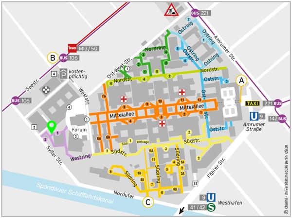 Charite Berlin Chariteplatz 1